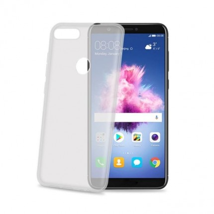 Celly Gelskin tagumine ümbris, Huawei P Smart'le, läbipaistev