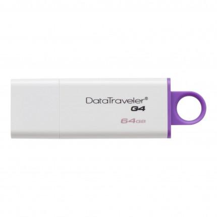 USB 3.0 mälupulk Kingston DataTraveler G4 64GB