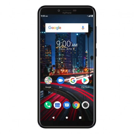 Nutitelefon MyPhone City 2 4G, must