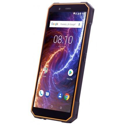 Nutitelefon MyPhone Hammer Energy 18:9 ekraaniga, 4G, oranž