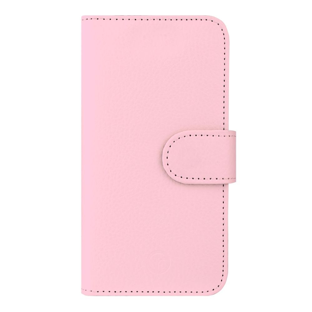 529074389db ... must Redneck Prima-Wallet Folio kott Samsung Galaxy J3'le, roosa