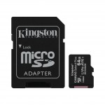 Kingston Canvas Select Plus 64GB microSD Class10 mälukaart