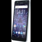 Nutitelefon MyPhone Pocket 18:9, must
