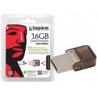 Kingston DataTraveler MicroUSB OTG(m) - USB 2.0 (m), 16GB