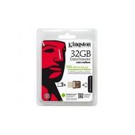 Kingston DataTraveler MicroUSB OTG(m) - USB 2.0 (m), 32GB