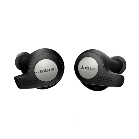 Jabra Elite Active 65t True Wireless kõrvaklapid, titaan-must
