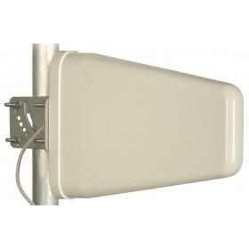 LPDA antenn A701-10-SMAM + 10m RG58/U must kaabel + SMA male konnektor - 3G, 4G, UMTS Suundantenn