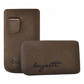 Bugatti mobiilikott Perfect Velvety chocolate Apple iPhone 4/4S'le