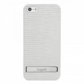 Bugatti ClipOnCover Premium Brick mobiiliümbris Apple iPhone 5'le , valge