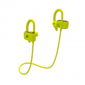 Celly SPORTPRO Bluetooth® stereopeakomplekt, kollane