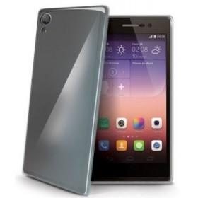 Celly Gelskin tagumine ümbris, Huawei Ascend P8 Lite, läbipaistev