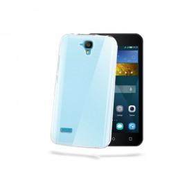Celly Gelskin tagumine ümbris, Huawei Y5'le, läbipaistev