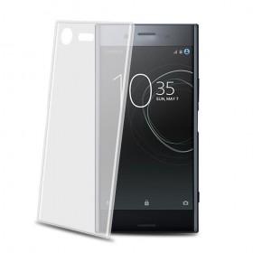 Celly Gelskin tagumine ümbris Sony Xperia XZ Premiumile, läbipaistev