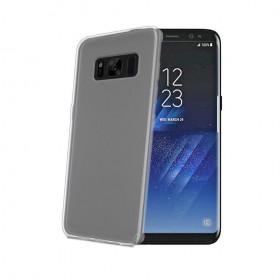 Celly Gelskin tagumine ümbris Samsung Galaxy S8, läbipaistev