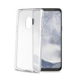 Celly Gelskin tagumine ümbris Samsung Galaxy S9, läbipaistev