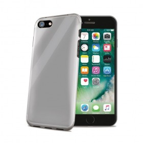 Celly Gelskin tagumine ümbris iPhone 7 / 6S / 6 Plus, läbipaistev