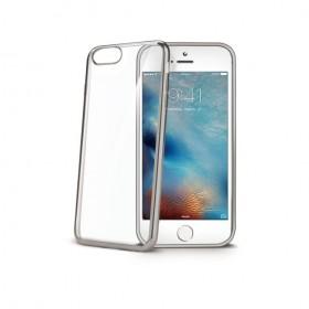 Celly Laser ümbris Apple iPhone 7 / 8'le, läbipaistev hõbedane