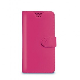 Celly Wally Unica mobiiliümbris L 4,0-4,5, fuksia