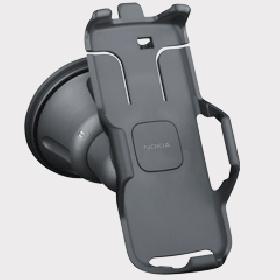 Autohoidja mobiiltelefonidele Nokia 5230/5235/5800