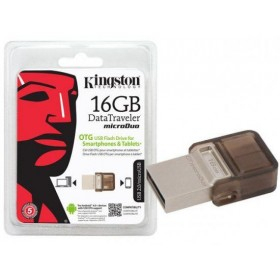 Kingston DataTraveler MicroUSB OTG(m) - USB 2.0 (m), 16GB