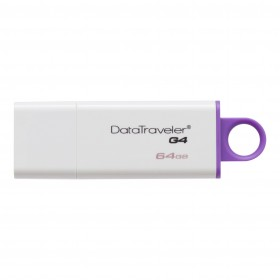 USB 3.0 mälupulk Kingston DataTraveler G4 64GB