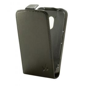 Dolce Vita flip kott Nokia Lumia 620'le, must (DV1106)