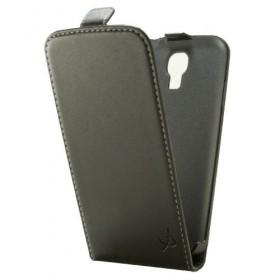 Dolce Vita flip kott Samsung Galaxy G900 S5'le, must
