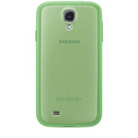 Samsung Galaxy S4 mobiilitikott Protective Cover+, roheline