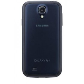 Samsung Galaxy S4 mobiilitikott Protective Cover+, tume sinine