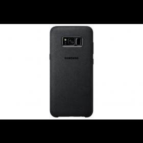 Samsung Galaxy S8+ ümbris Alcantara Cover, hall