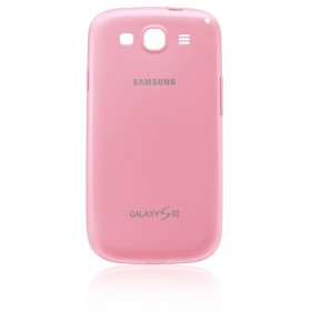 Samsung Galaxy S3 mobiilitikott Protective Cover, roosa