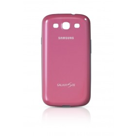 Samsung Galaxy S3 mobiilitikott Protective Cover+, roosa