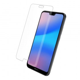 Eiger 3D Fullscreen Glass - 9H kaitseklaas servast servani, Huawei P20 Lite'le, läbipaistev