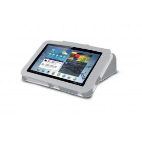 SBS Book Stand kaaned Samsung Galaxy Tab2 10.1'le, valge