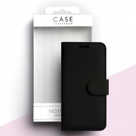 Case 44 Wallet No.11 book stiilis mobiiliümbris iPhone 11 , must
