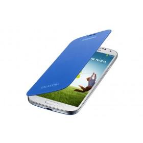 Samsung Galaxy S4 mobiilitikott Flip Cover, sinine