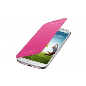 Samsung Galaxy S4 mobiilitikott Flip Cover, roosa
