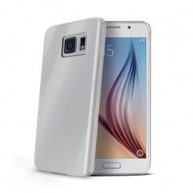 Celly Gelskin tagumine ümbris Samsung Galaxy S6, läbipaistev