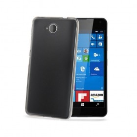 Celly Gelskin tagumine ümbris Microsoft Lumia 650'le, läbipaistev