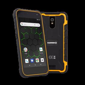 Nutitelefon MyPhone Hammer Active 2 LTE, oranž