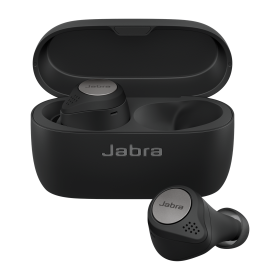 Jabra Elite Active 75T True Wireless kõrvaklapid, titaan must