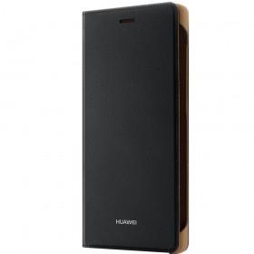 Huawei originaal book stiilis kott Huawei P9 Lite 2017'le, must