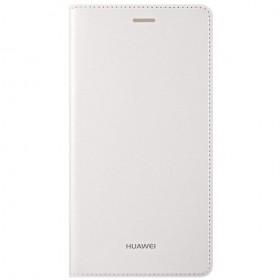 Huawei originaal book stiilis kott Huawei P9 Lite 2017'le, valge
