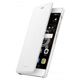 Huawei originaal book stiilis kott Huawei P9 Lite'le, valge