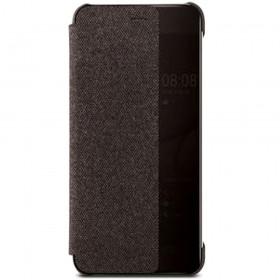 Huawei Smart View Flip ümbris P10, pruun