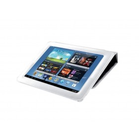 SBS Book Stand kaaned Samsung Galaxy Note 10.1'le , valge