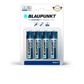 Blaupunkt patarei BLAUPAT0002 LR6 Alkaline patarei AA Mignon 1,5V 4tk