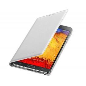 Samsung Galaxy Note 3 ümbris Wallet Flip Cover, valge