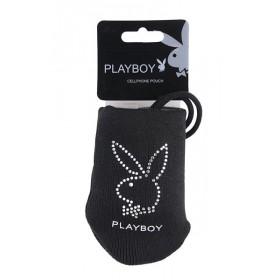 Playboy puuvillane kaelakott-sokk (PBSOC0101)