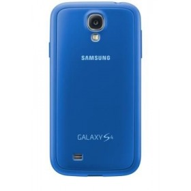 Samsung Galaxy S4 mobiilitikott Protective Cover+, sinine